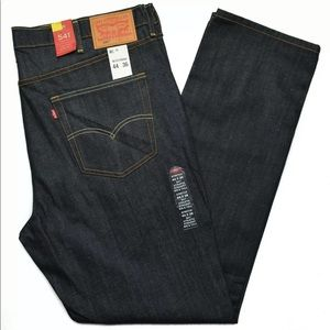 Levi's 541 Athletic Fit Slightly Tapered Jeans